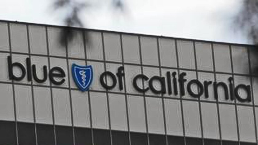 The California Franchise Tax Board quietly stripped Blue Shield of its exemption from state income taxes in August. The company, which is protesting the decision, held that exemption since its founding in 1939. Above, Blue Shield's office in El Segundo.
