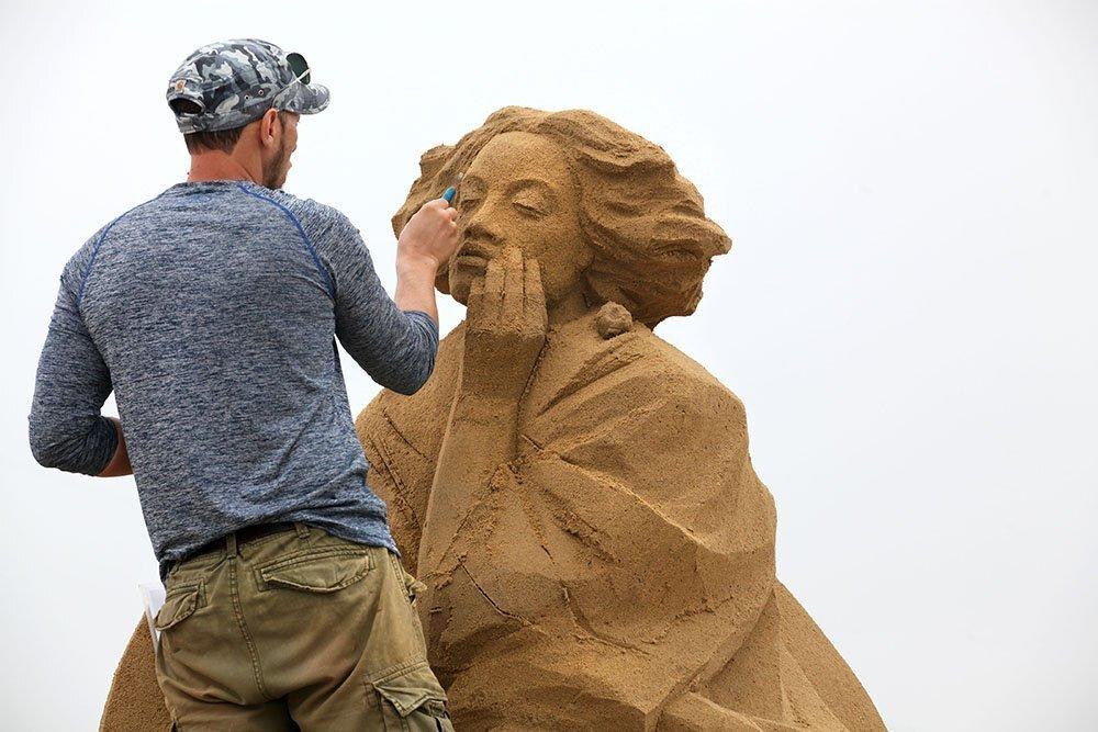Sand Sculpture Challenge preview