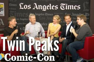 """""""Twin Peaks"""" Cast Talks About Working With David Lynch"""