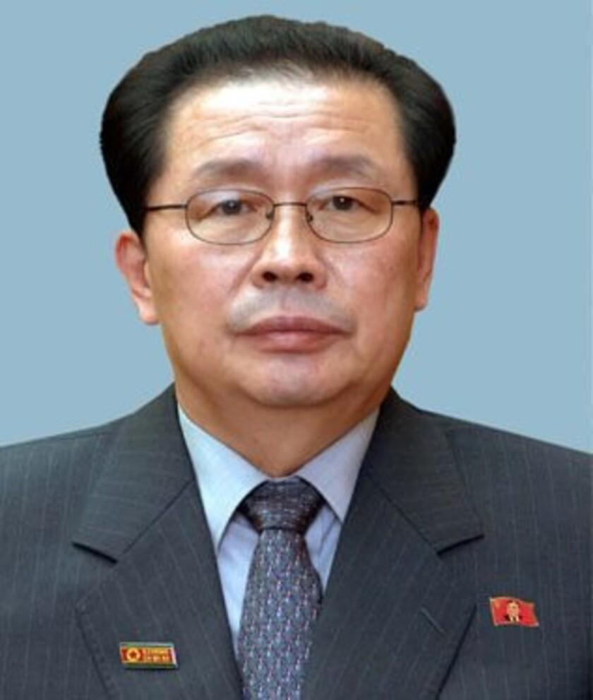 Jang Sung Taek