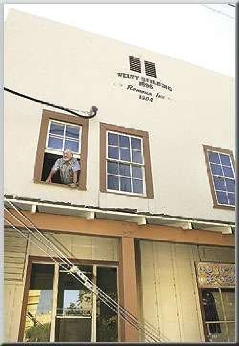 Old Town Temecula's Welty Building sold - The San Diego