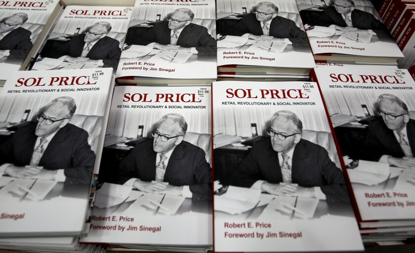 The biography of Sol Price includes numerous philosophical principles devised by the pioneering retailer.