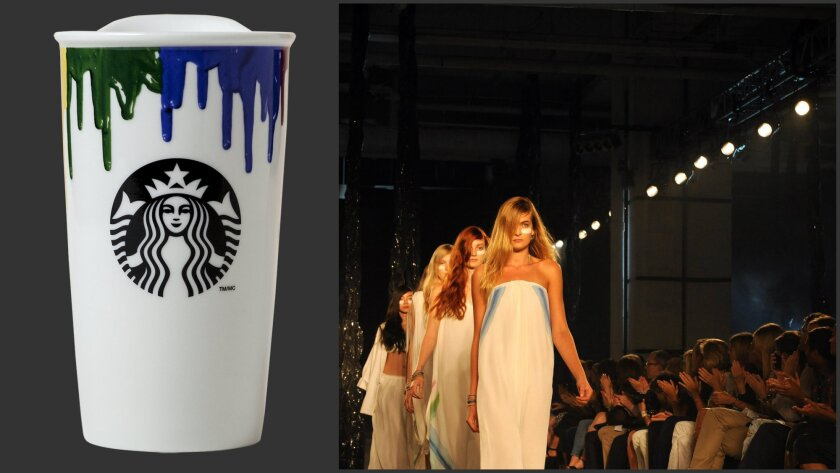 Starbucks and Band of Outsiders collaborate