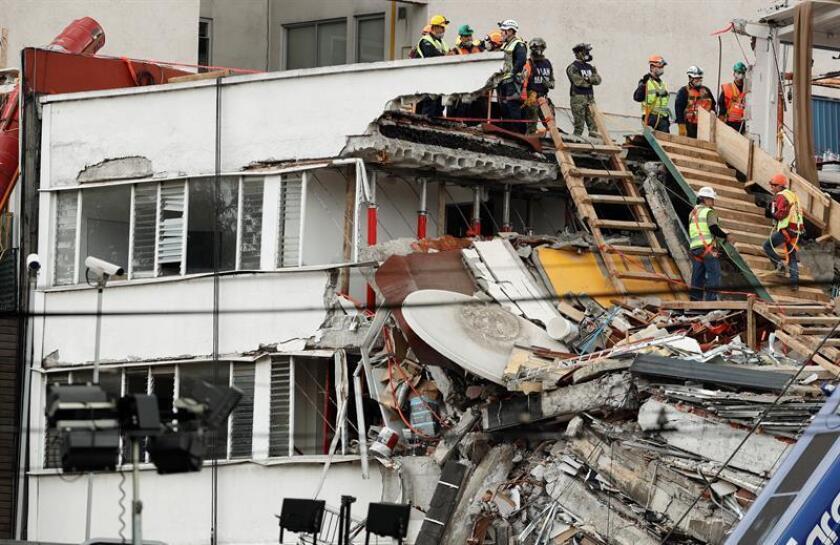 El Gobierno de México renovó el bono catastrófico para sismos hasta el 2020 y con una cobertura de 260 millones de dólares, informó hoy la Secretaría de Hacienda y Crédito Público (SHCP). EFE/Archivo