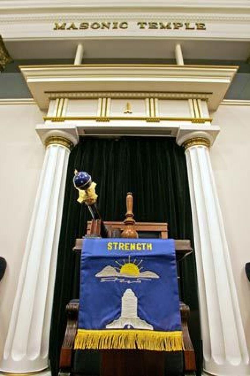Freemasons in midst of popularity, membership boom - Los