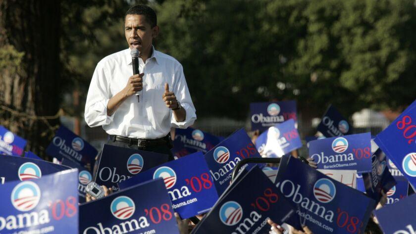 120930.ME.0220.obama.MJC -- Democratic presidential candidate and United States Senator Barack Obama