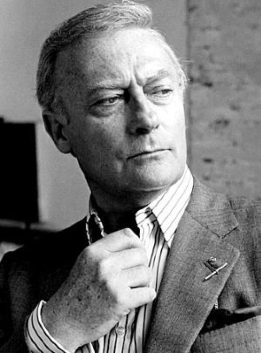 Edward Woodward in 1987