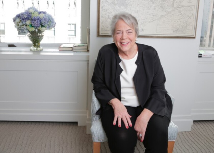 Carolyn Reidy, the late CEO of Simon & Schuster, will be honored with the Literarian Award at the 2020 National Book Awards.