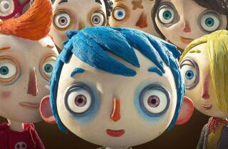'My Life As A Zucchini' movie review by Kenneth Turan