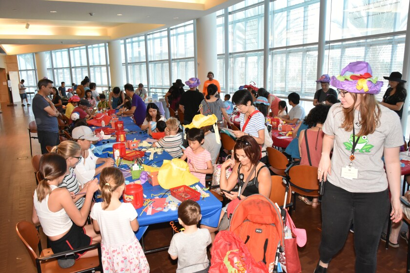 Natsumatsuri Family Festival at the Japanese American National Museum