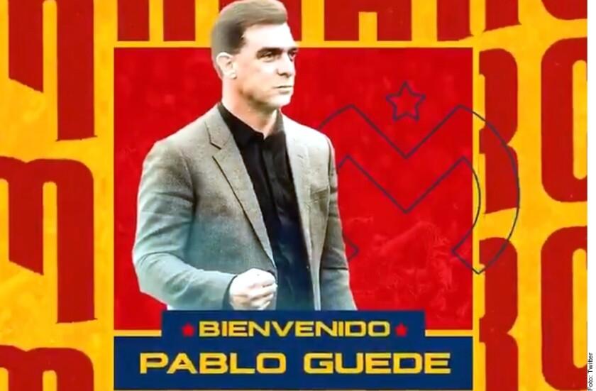 Pablo Guede es nuevo tecnico d_827855.JPG