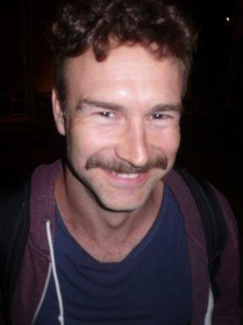 Actor Jon Morris