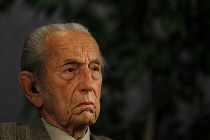 Harold Camping dies at 92; preacher's Rapture forecasts fizzled