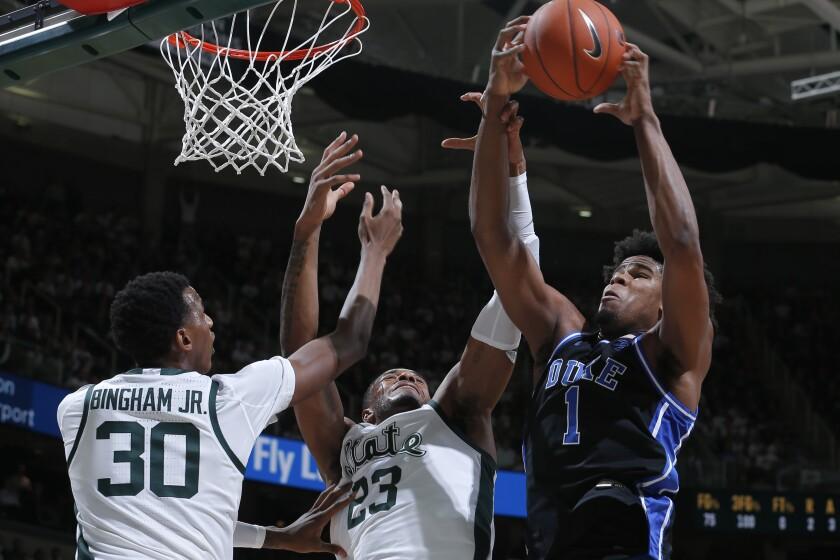 Duke Michigan St Basketball