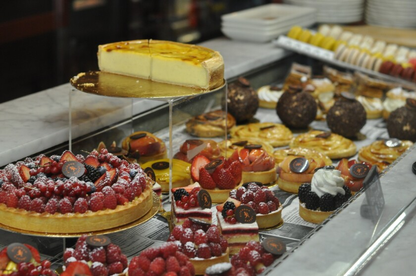 Best bakeries in Los Angeles