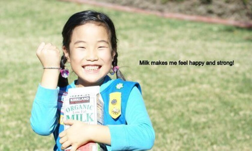 RSF resident and Girl Scouts Photo Contest finalist  Samantha Kim