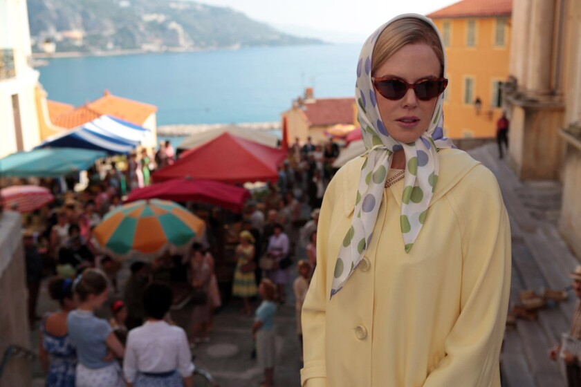"""Nicole Kidman in a scene from """"Grace of Monaco."""""""