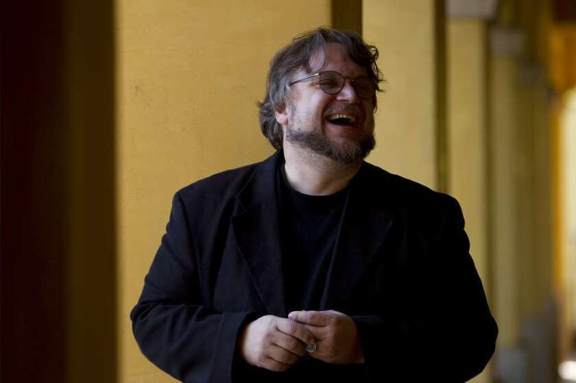 Guillermo del Toro stumps for 'Rise of the Guardians'