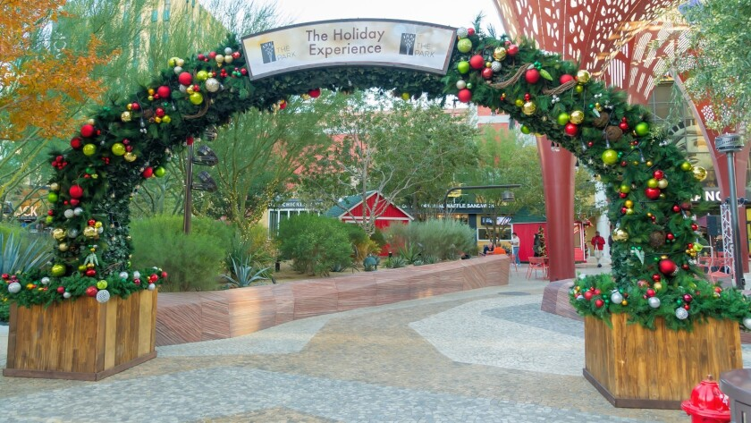 Christmas In Vegas.12 Ways To Celebrate The Holidays In Las Vegas Where A