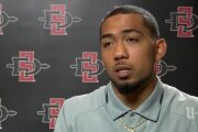 SDSU Donnel Pumphrey Interview
