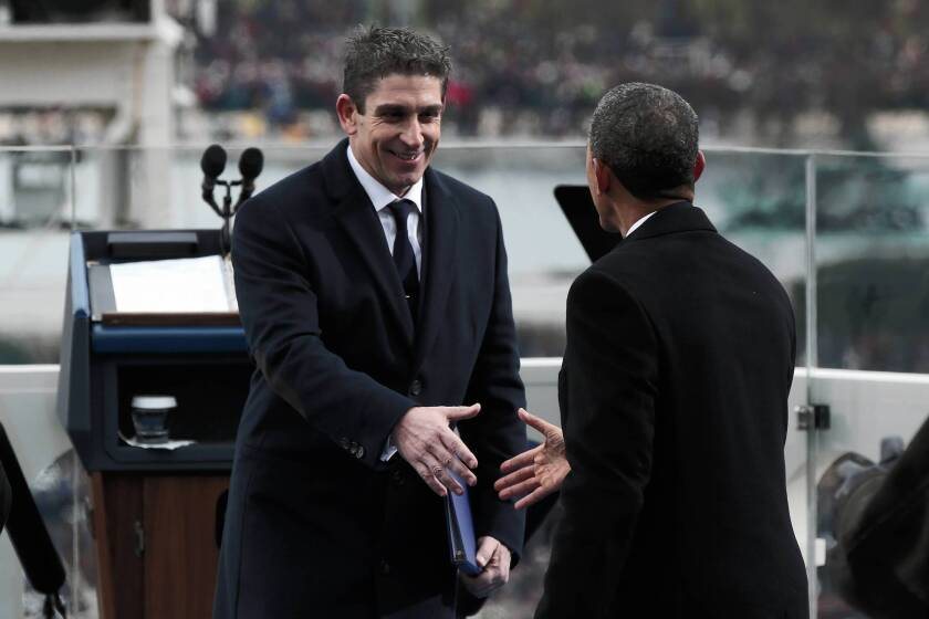 Obama's inaugural speech gives hope to gay marriage supporters