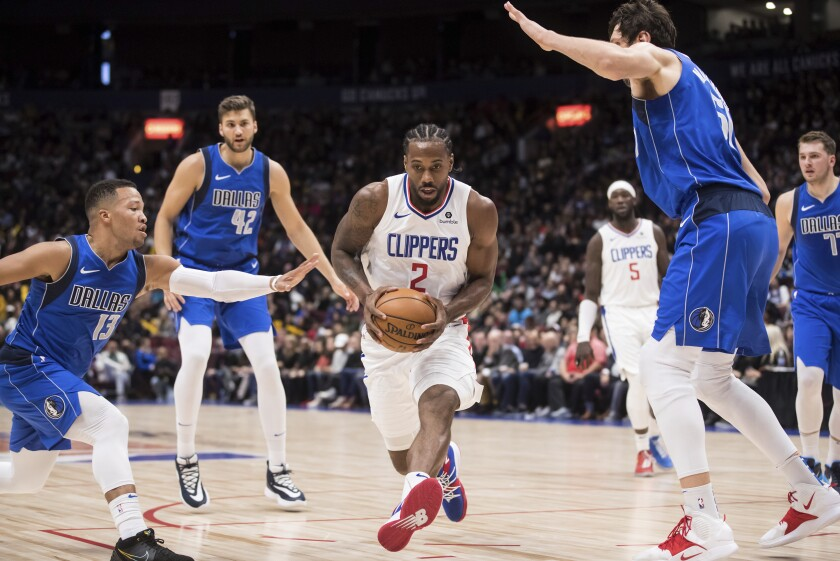 Clippers Look Rusty During Preseason Finale Loss To