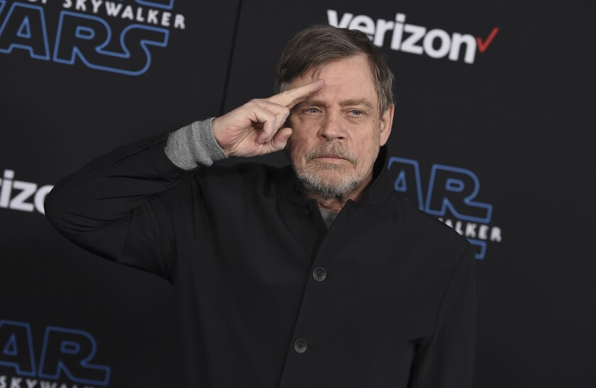 Mark Hamill Record Found