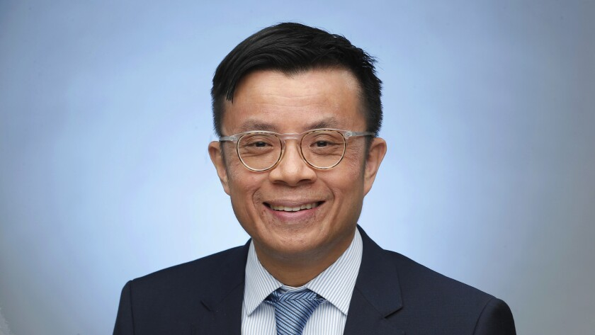 Editor of the Editorial Pages Sewell Chan