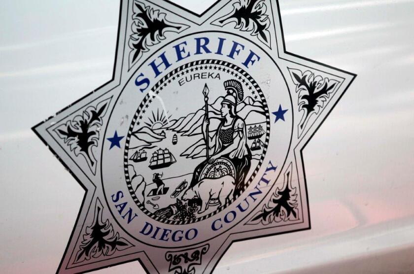 San Diego County Sheriff's Department insignia
