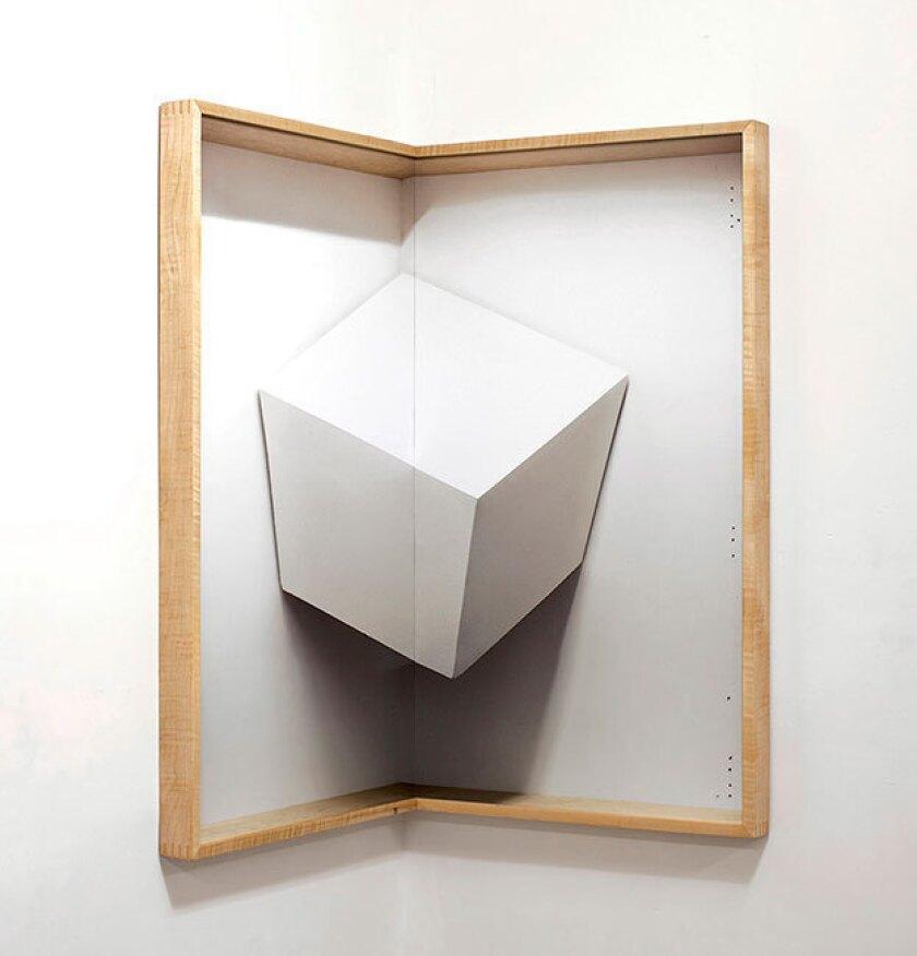 "Chris Engman, ""Corner Cube,"" 2013"