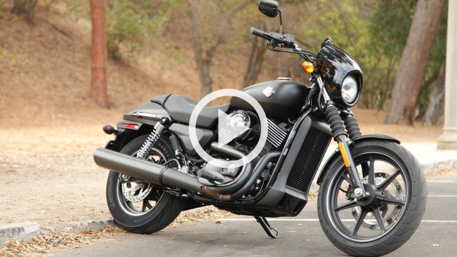 First Times Ride: 2015 Harley-Davidson Street 750 - Los