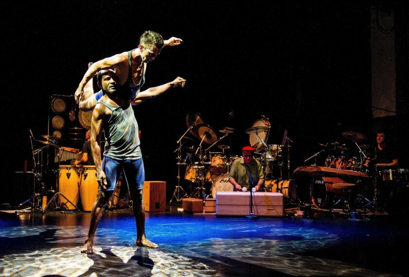 Letting go and holding on are contrasting subjects that have inspired three contemporary dance works staged at this year's Summer Series at The Vine.