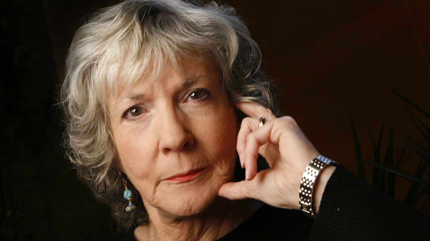 The Santa Barbara writer created one of the first modern hard-boiled female private eyes and topped bestseller lists for decades, inspiring loyal readers to name their daughters after the series' heroine, Kinsey Millhone. She was 77. Full obituary