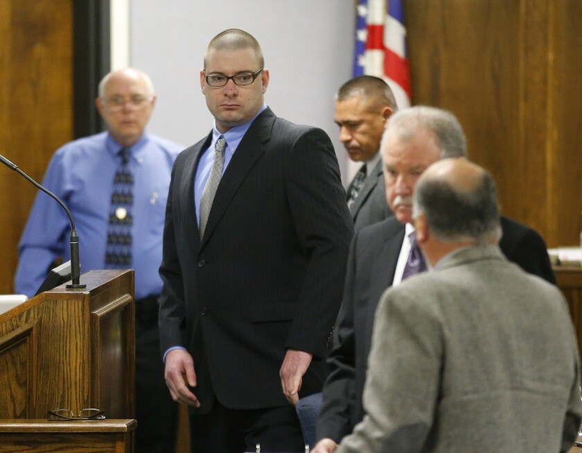 Former Marine Eddie Ray Routh was found guilty of murdering Chris Kyle and Chad Littlefield. He was sentenced to life in prison without parole.