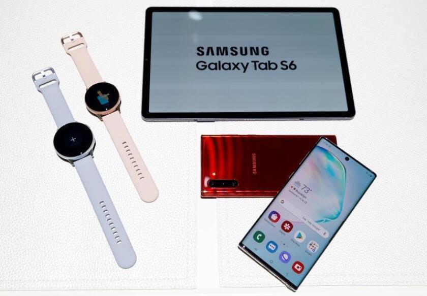 Samsung con dos nuevos Galaxy Note 10 y otros clics tecnológicos en América