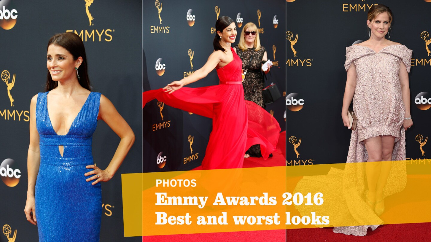 Emmy Awards 2016: Best and worst looks