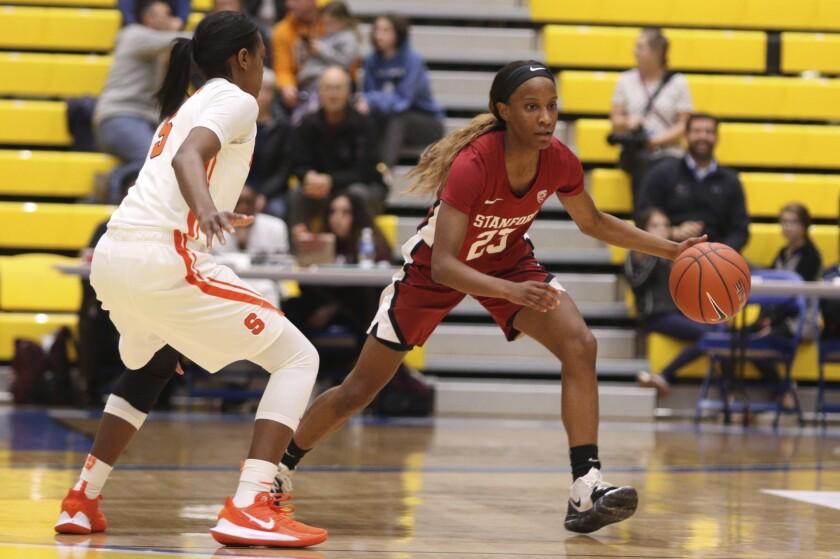 Syracuse Stanford Basketball