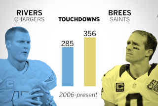 Rivers and Brees since 2006