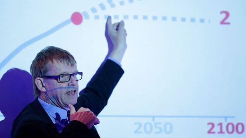 """Según Rosling, los datos podrían corregir la """"ignorancia global"""" acerca de la realidad del mundo."""