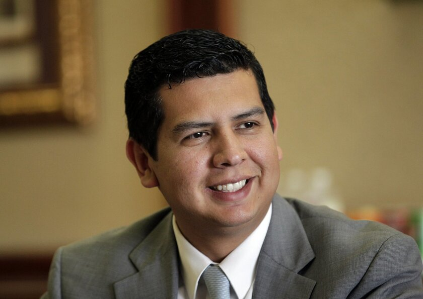 City Councilman David Alvarez (U-T file photo)