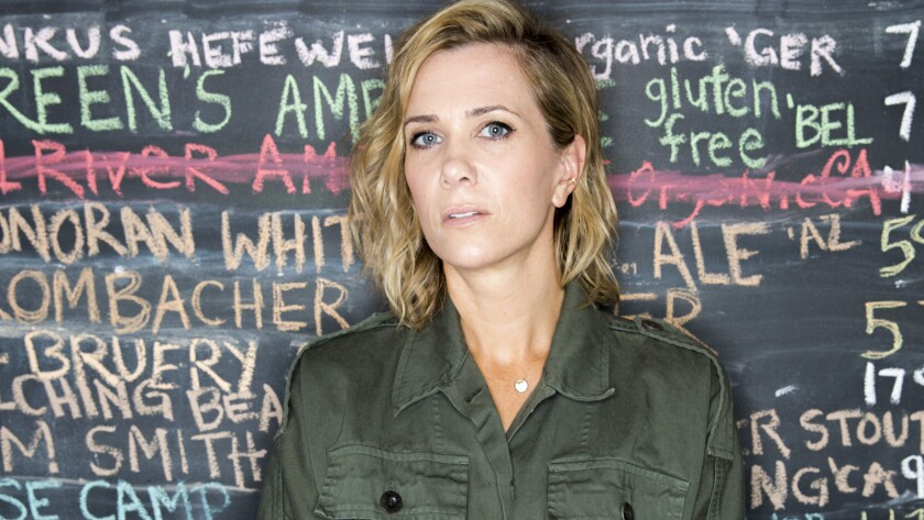 """Kristen Wiig has had a busy year, appearing in projects including the big-budget sci-fi film """"The Martian"""" and the indie """"Nasty Baby."""""""