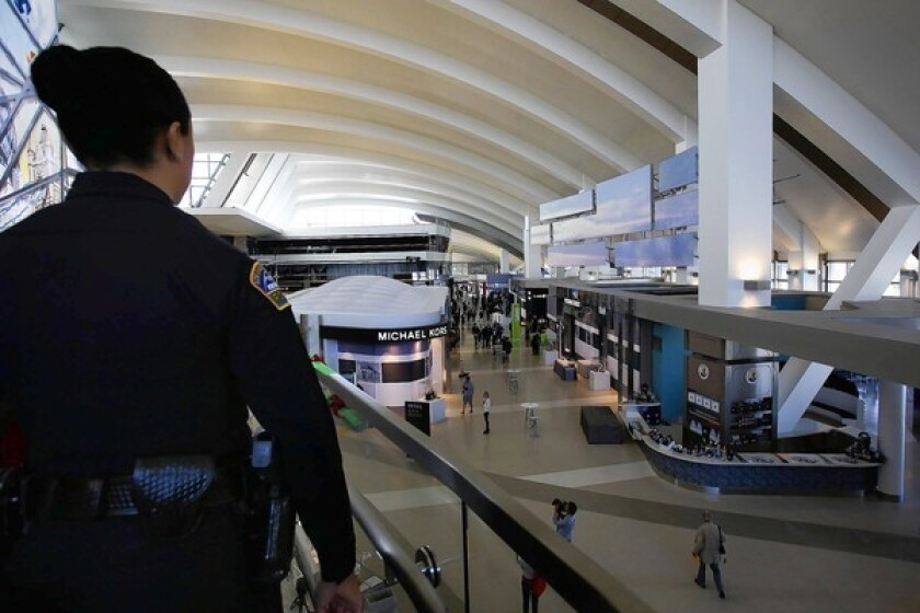 Movie theaters in airports? That probably won't fly
