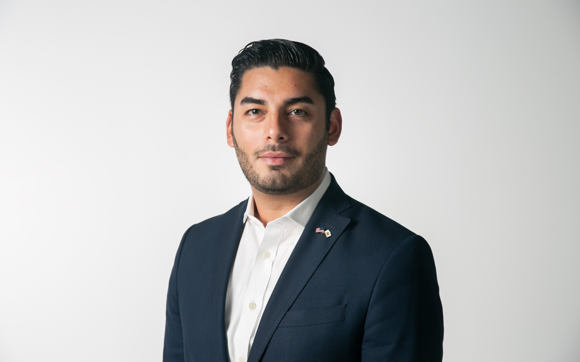 Ammar Campa-Najjar, Democratic candidate in the 50th Congressional District