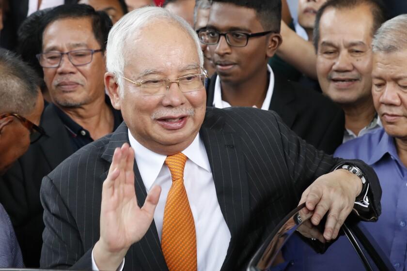 Thailand 1MDB Scandal