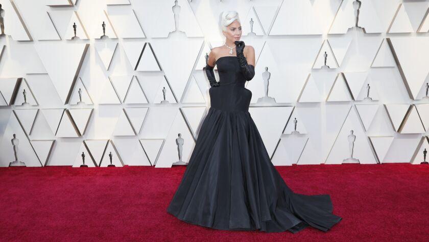 HOLLYWOOD, ?CA ? February 24, 2019 Stefani Joanne Angelina Germanotta, known professionally as Lady