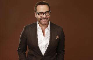 Jeremy Piven talks about his show 'Mr. Selfridge'