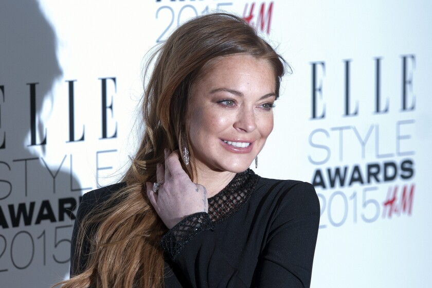 Lindsay Lohan addresses Arabic mistranslation in Instagram post.