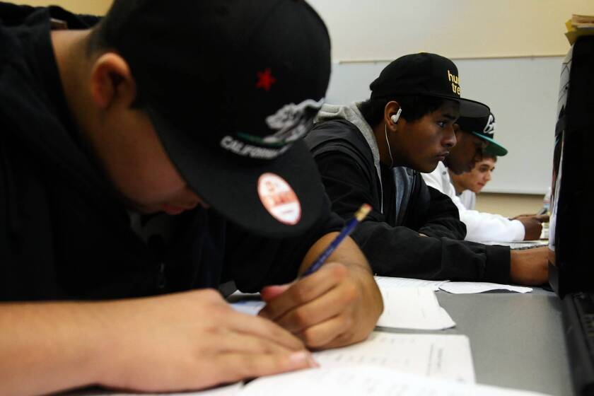 For dropouts, a way to drop back in