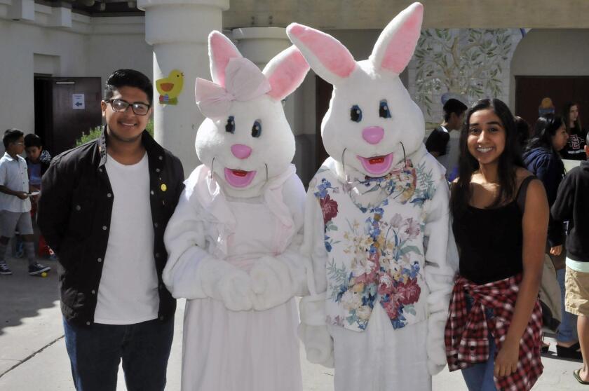 Jose, Bunnies Wendy and Luis, Jasmine