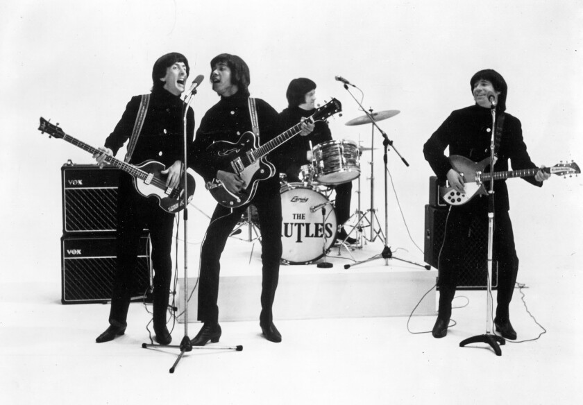 DVD Review: Mock songs give life to 'The Rutles'